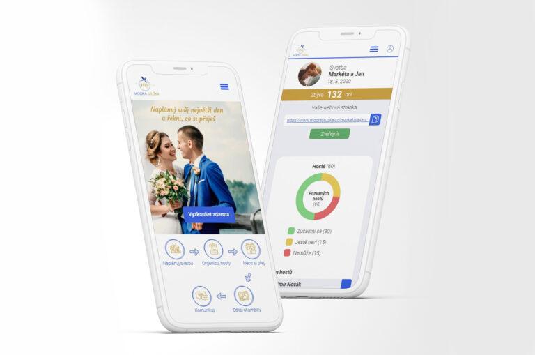 design mobilní aplikace